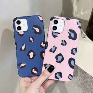 Iphone 12, 12 pro, 12 Pro Max Case Leopard Print
